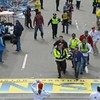 Video captures moment Boston Marathon was rocked by two explosions