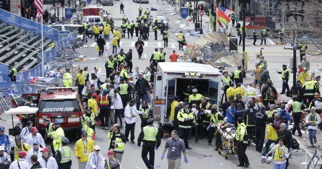 Timing of Boston bomb was a whole other level of sick