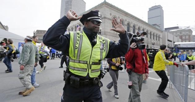 Photos: Chaos and devastation after Boston Marathon blasts