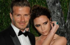 The Dredge: Posh and Becks are faking their accents