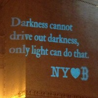 PHOTOS: New Yorkers offer solidarity with Boston after marathon terror