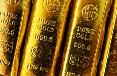 Gold prices hit biggest slump in 30 years