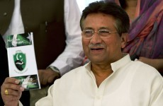 Musharraf disqualified from next month's election in Pakistan