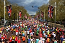 London Marathon runners asked to wear black ribbons