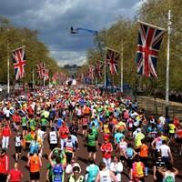 London Marathon runners asked to wear black ribbons