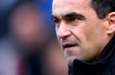 Roberto Martinez primed for first Manchester City clash, not FA final