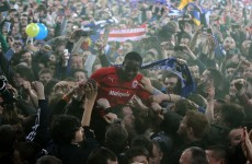 Cardiff City promoted to Premier League