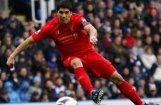 'He's not for sale' -- Liverpool rule out Luis Suarez departure