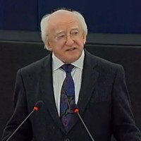 President Higgins: We cannot ignore the suffering of European citizens