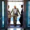 Where you stand in a lift reveals lots about gender roles