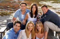 Friends is coming back?