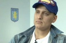 I'm lucky to be alive, says Villa's recovering skipper Stiliyan Petrov