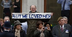 Signs of Thatcher: loved and hated in life and death