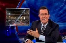 Stephen Colbert pays tribute to the Boston Marathon victims