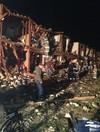 Photos: 'Devastation' at scene of fertiliser plant explosion in Texas