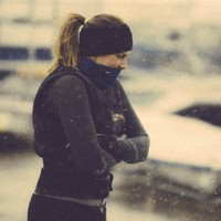 For an Olympic sailor, training in snow and 40 knot winds are par for the course