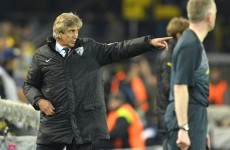 Paris meeting links Pellegrini to Chelsea - reports