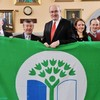 Global first as UCC retains Green Flag for environment