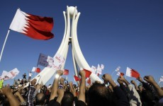 Jubilant scenes in Bahrain as military withdraws