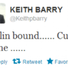 Tweet Sweeper: Keith Barry is the guy you want to avoid on a plane