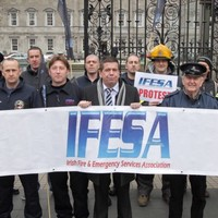 Emergency services association warns of industrial action