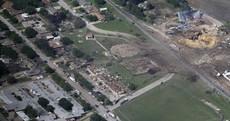 Authorities confirm 12 dead in Texas fertiliser plant blast