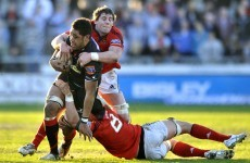 Pro12 report: Munster fall to Dragons in Wales
