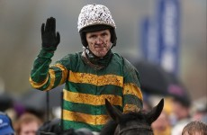 AP McCoy ruled out of Punchestown (but Sprinter Sacre will be there)