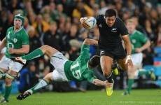 Tearful All Black winger Julian Savea admits domestic assault charge