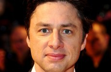 Twitter educates Zach Braff on 'shifting'