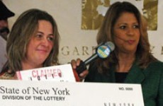 Estranged husband of New York State Lottery winner to sue for his share