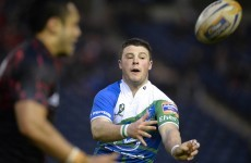 'We don't think we'll see Robbie Henshaw for the rest of the season'