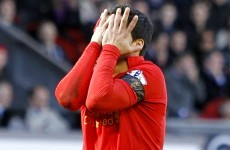 FA push for lengthy ban as they charge Suarez with violent conduct