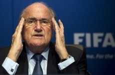FIFA confirm Sepp Blatter's Twitter account was hacked