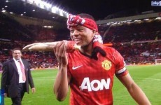 Patrice Evra has last laugh in feud with 'Cannibal of Anfield' Luis Suarez