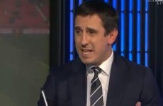 'It's the street-fighter in him' -- Gary Neville tries to get in the head of Luis Suarez