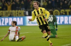 Confirmed: Mario Götze set to be the first signing for Guardiola's Bayern project