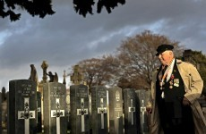Ireland's World War II veterans move one step closer to amnesty