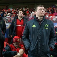 Injuries thwart Munster: Howlett and O'Callaghan out, O'Mahony doubtful