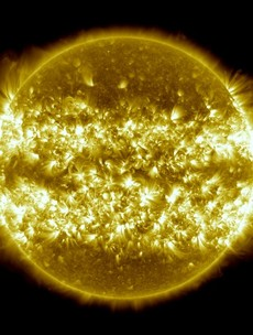 NASA has watched the sun for three years...here's what it has seen