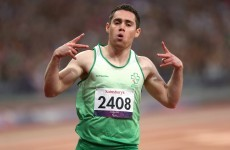 Ireland's Jason Smyth, the world's fastest Paralympian, left baffled by London snub