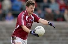 Westmeath's Gavin back after burn accident - Cavan hit by cruciate setback