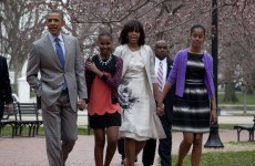 Obama tells daughters: If you get tattoos, so will Michelle and I