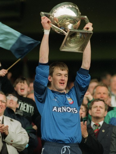 Here's how the Dubs won their last football league title...20 years ago