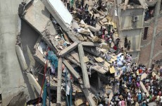 Supplier to Penneys based in Bangladesh building that collapsed, claiming 87 lives