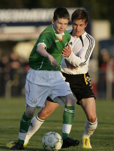Tonight we learned... that Mario Götze played in Listowel in 2008