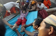 Safety inspectors 'ignored cracks' at collapsed clothing factory in Bangladesh