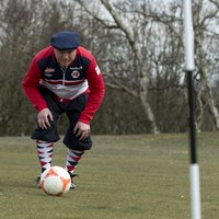 Anyone for a spot of footgolf? First Irish course to open next month