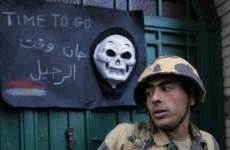 Gaddafi insists he is still in Libya - as death toll reaches 300