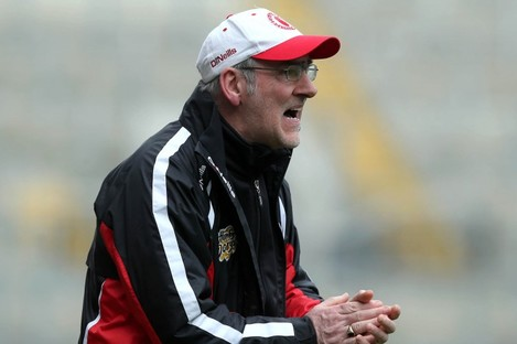 Mickey Harte will be hoping his changes have the desired effect.